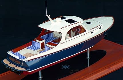 Seacraft Classics Power Boat